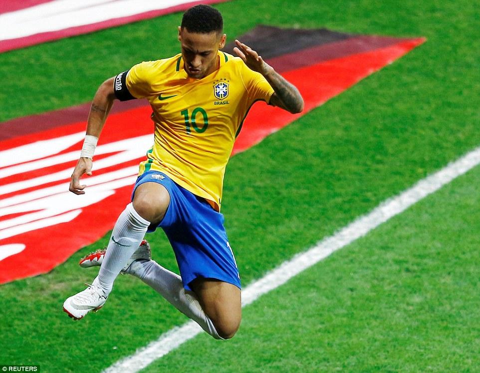 2018 WCQ Qualifiers Recap: Brazil Thrash Argentina To Go Top Plus More   Nigeria's Online Sports ...