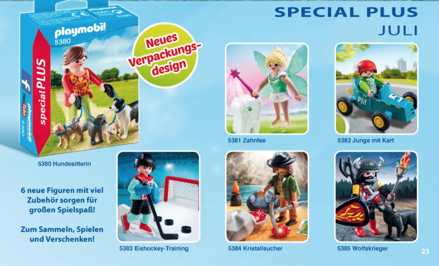 Les nouveautés Playmobil 2016 vues à la Foire internationale du ...