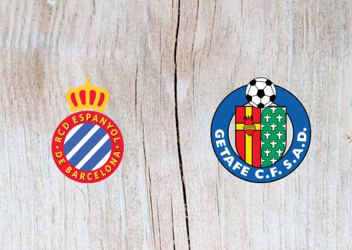 Espanyol vs Getafe - Highlights 2 April 2019