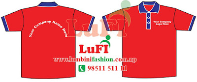 TShirt Manufacturing in Nepal