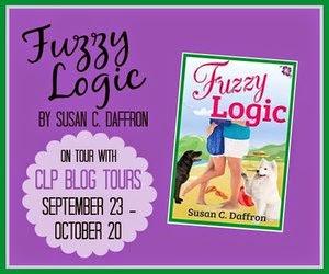 CLP Blog Tours Excerpt + Spotlight: Fuzzy Logic by Susan C. Daffron