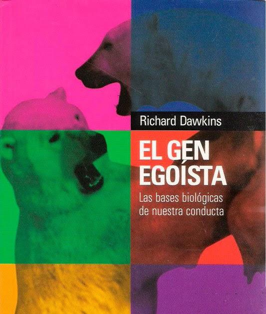 El Jardín del Sueño Infinito: 'El gen egoista', de Richard