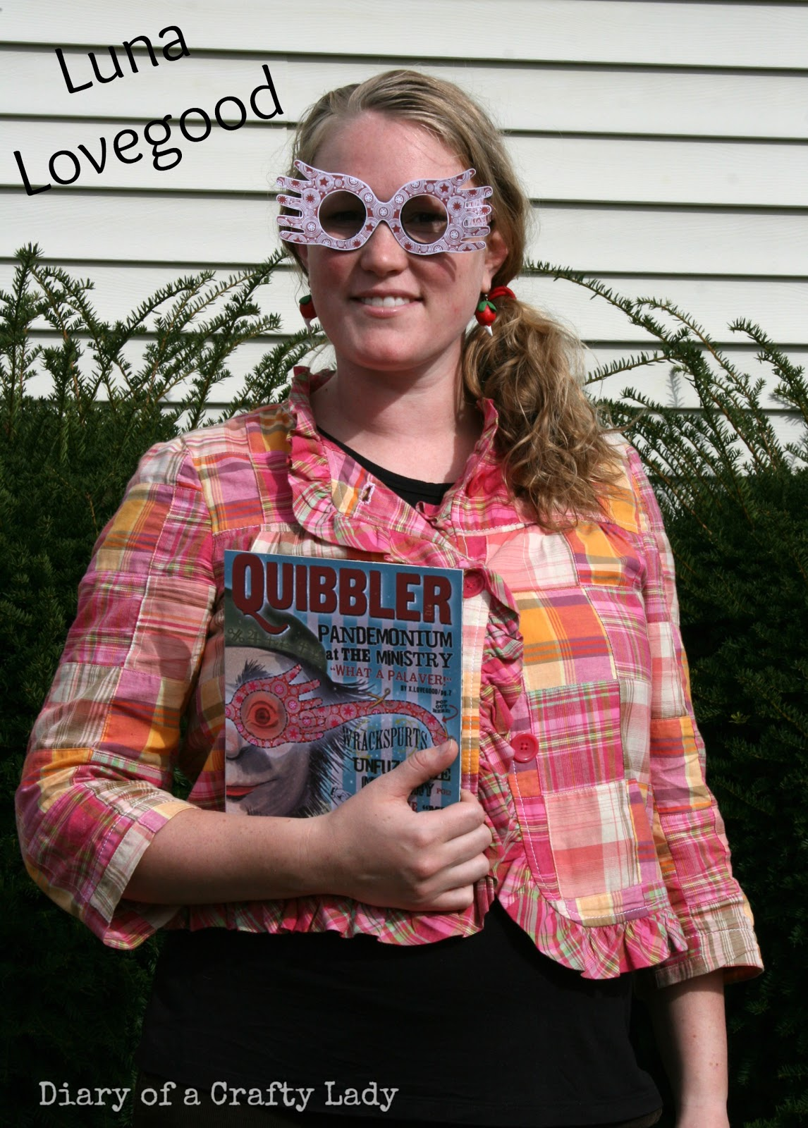 graphic relating to Quibbler Printable referred to as Diary of a Cunning Woman: Oct 2012