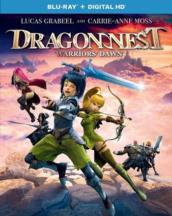 Dragon Nest: Warriors' Dawn HD 1080p Latino