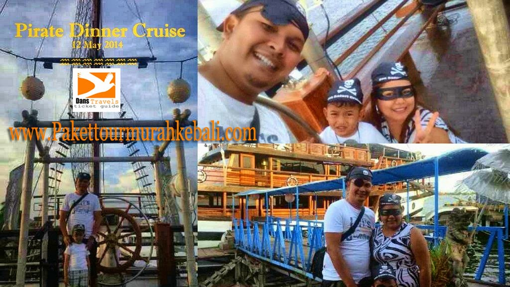 Sunset Dinner Pirate Cruise Sea Safari