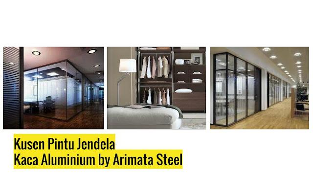 gambar untuk harga kusen aluminium depok