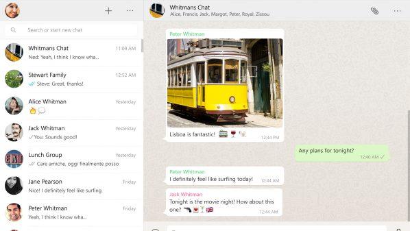 واتس اب تطلق تطبيقها لأجهزة الماك والويندوز