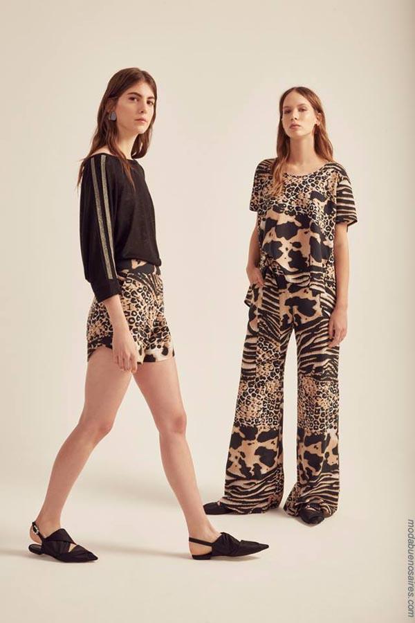 Looks moda primavera verano 2019 moda casual urbana.