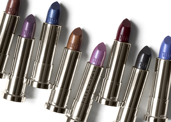 Urban Decay UD Holiday Lipsticks Vintage Capsule Collection Review