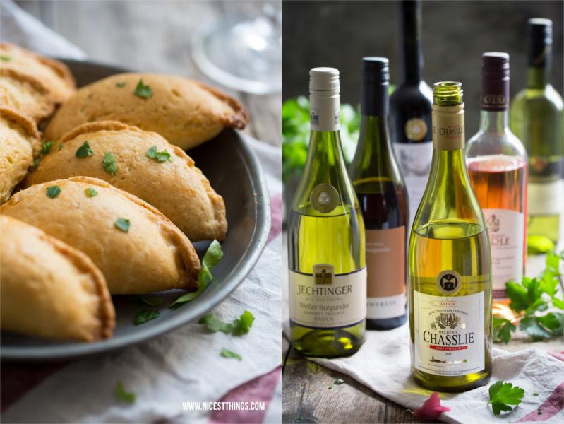 Badischer Wein Food Wine Pairing Chasslie