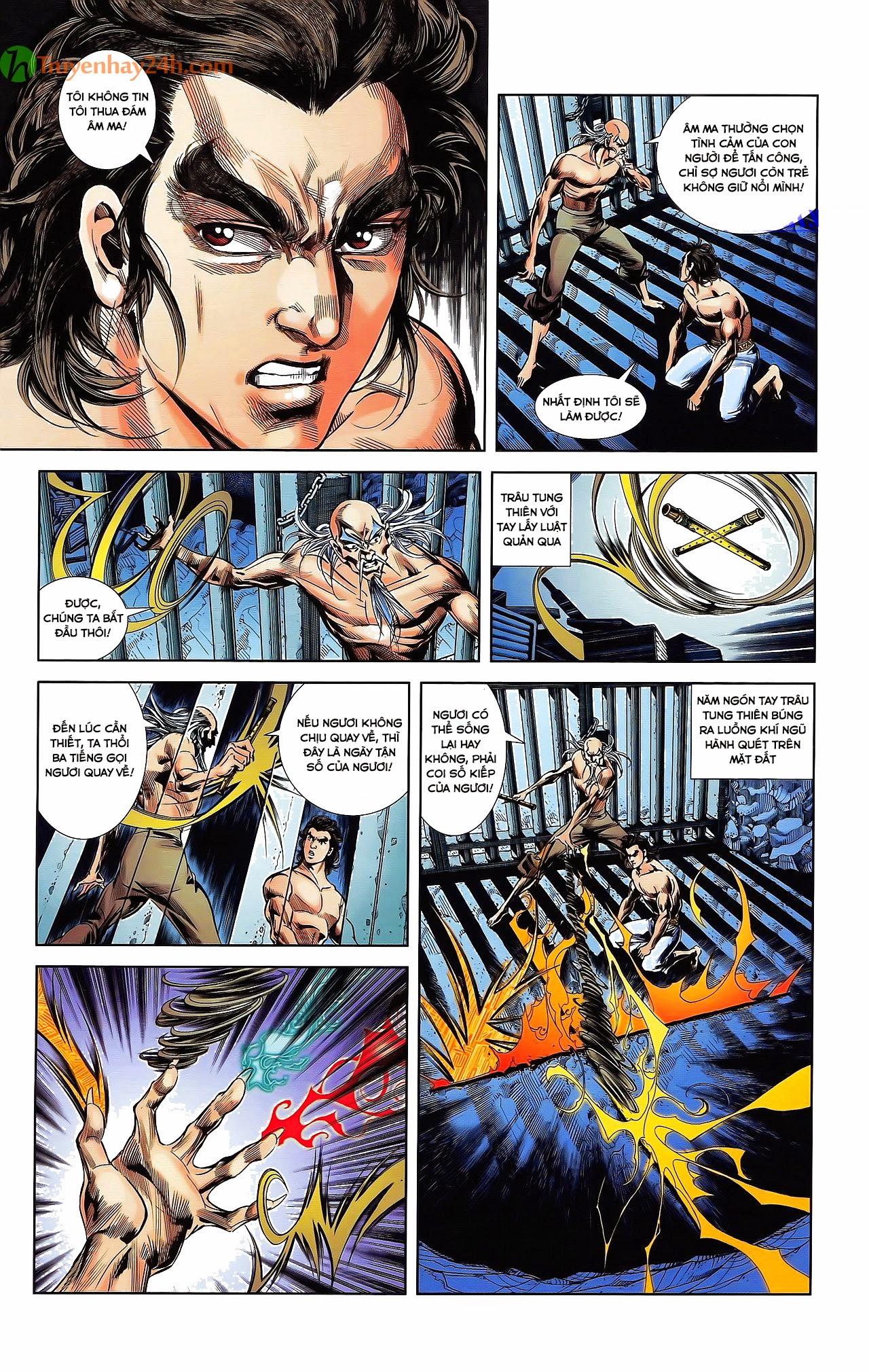 Tần Vương Doanh Chính chapter 30 trang 14