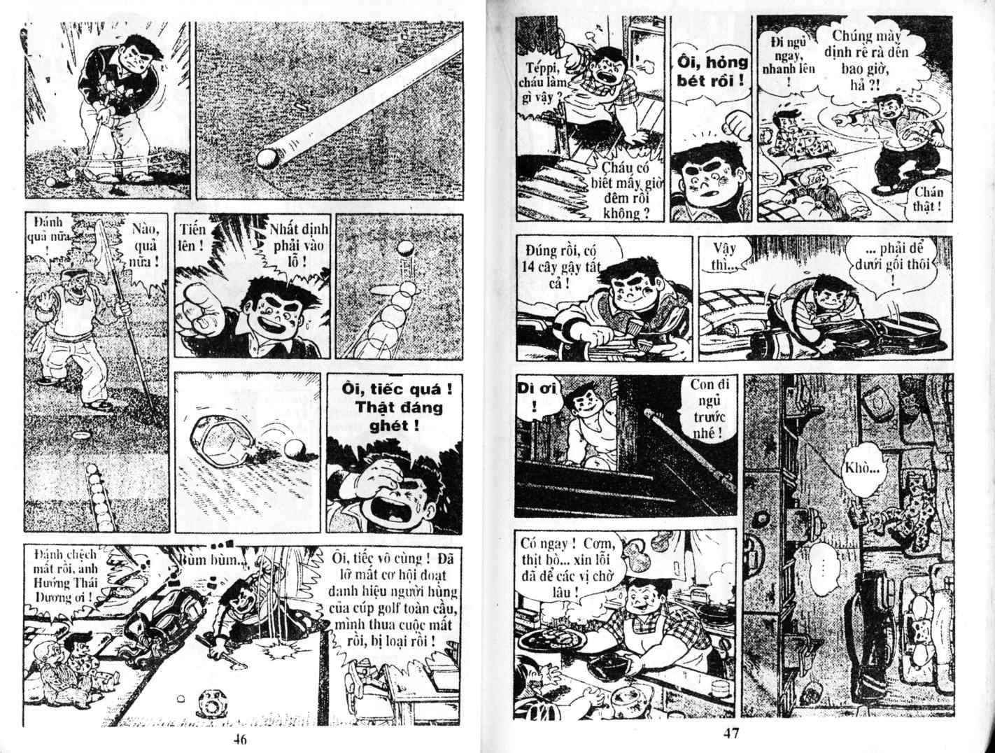 Ashita Tenki ni Naare chapter 2 trang 22
