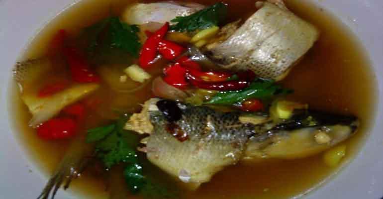Ikan Kuah Bandeng