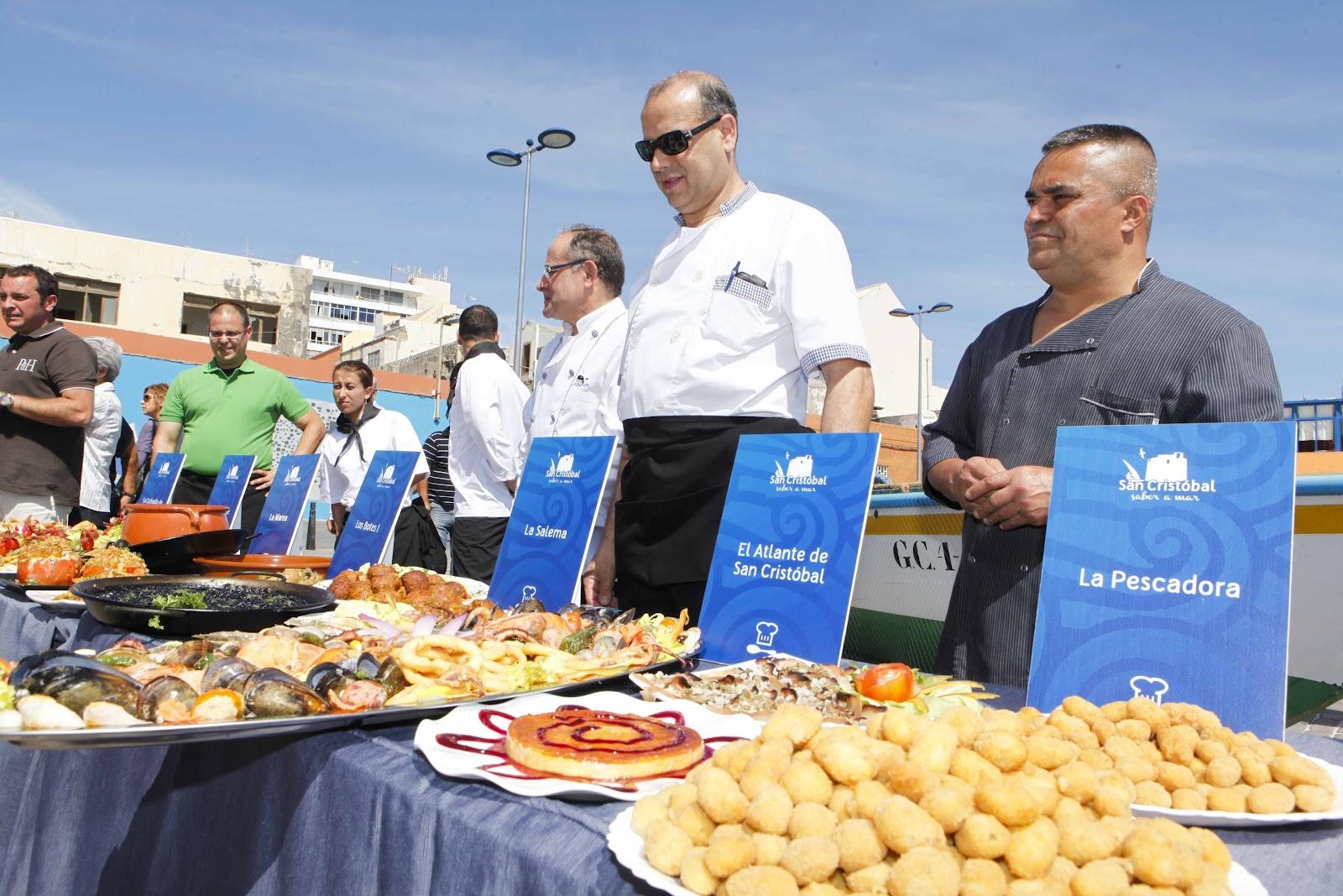 San crist bal acoge el 1er festival gastron mico sabor a mar - Gran canaria tv com ...