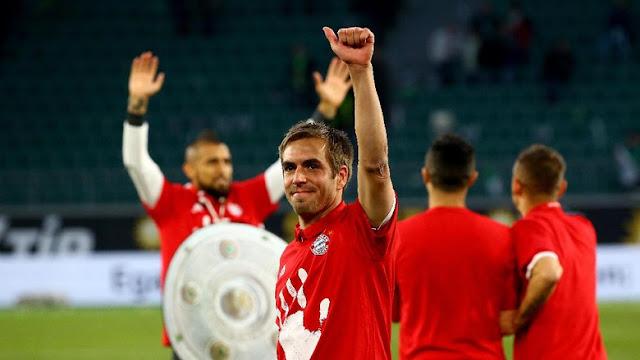 Kapten Jerman ini Menjadi Pemain Terbaik Jerman 2017