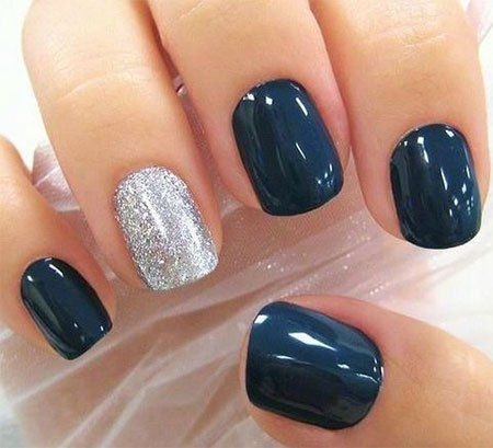 Painting All Your Nails In A One Shade Or Motif Is So Last Year 2017 Every Nail Has Its Own Ideny Diffe Colour For