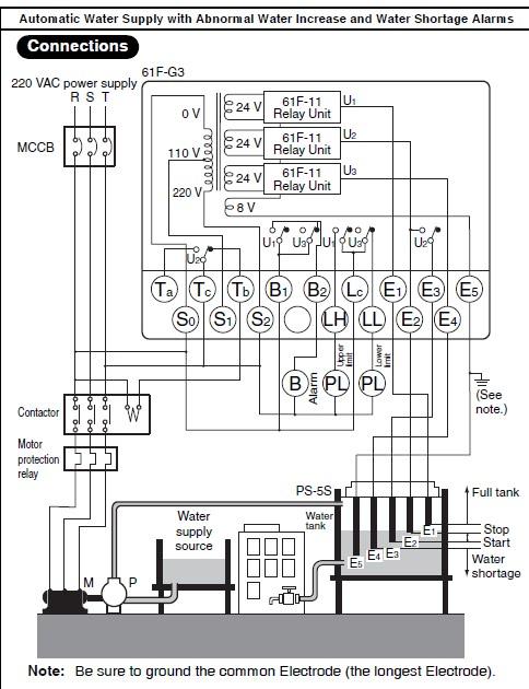 Floatles Relay Switch Wiring Diagram - Wiring Diagram ...