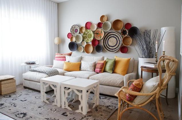 Penataan Ruang tamu Maroko minimalis