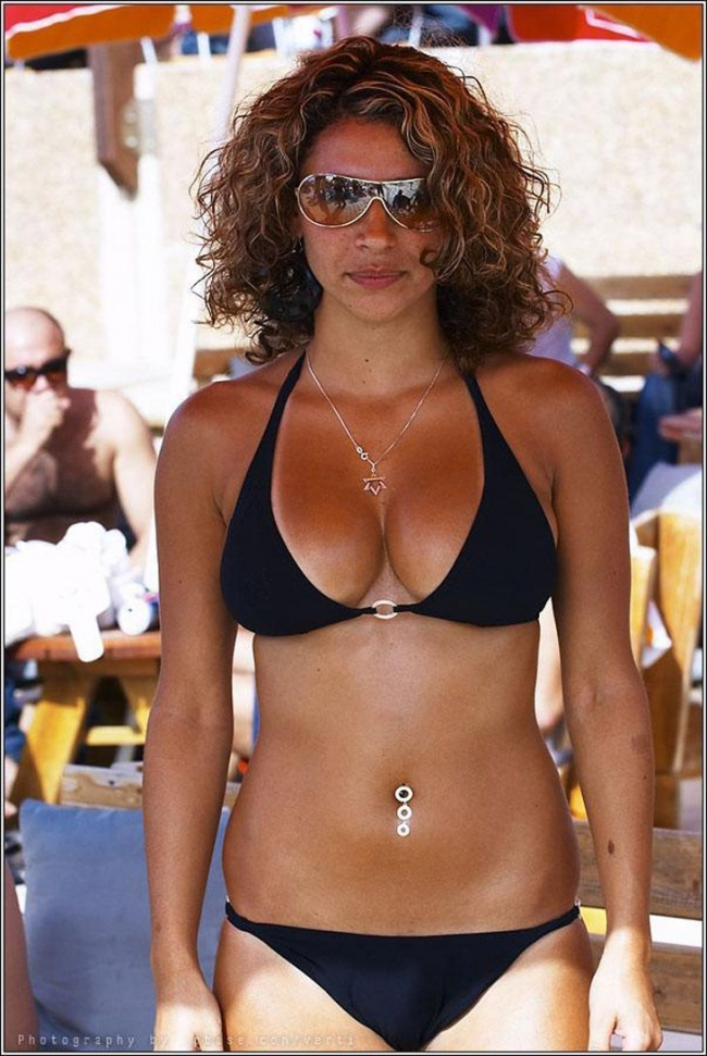 Sexy Models In Hot Bikini