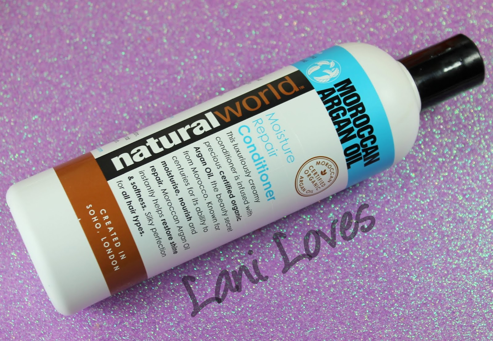 Natural World Moisture Repair Conditioner