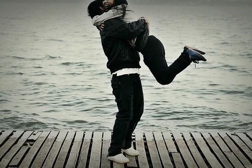 cute couple hugs | 4loveimages