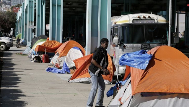 San Francisco homeless, drug problems won't be 'solved by government', Larry Elder says