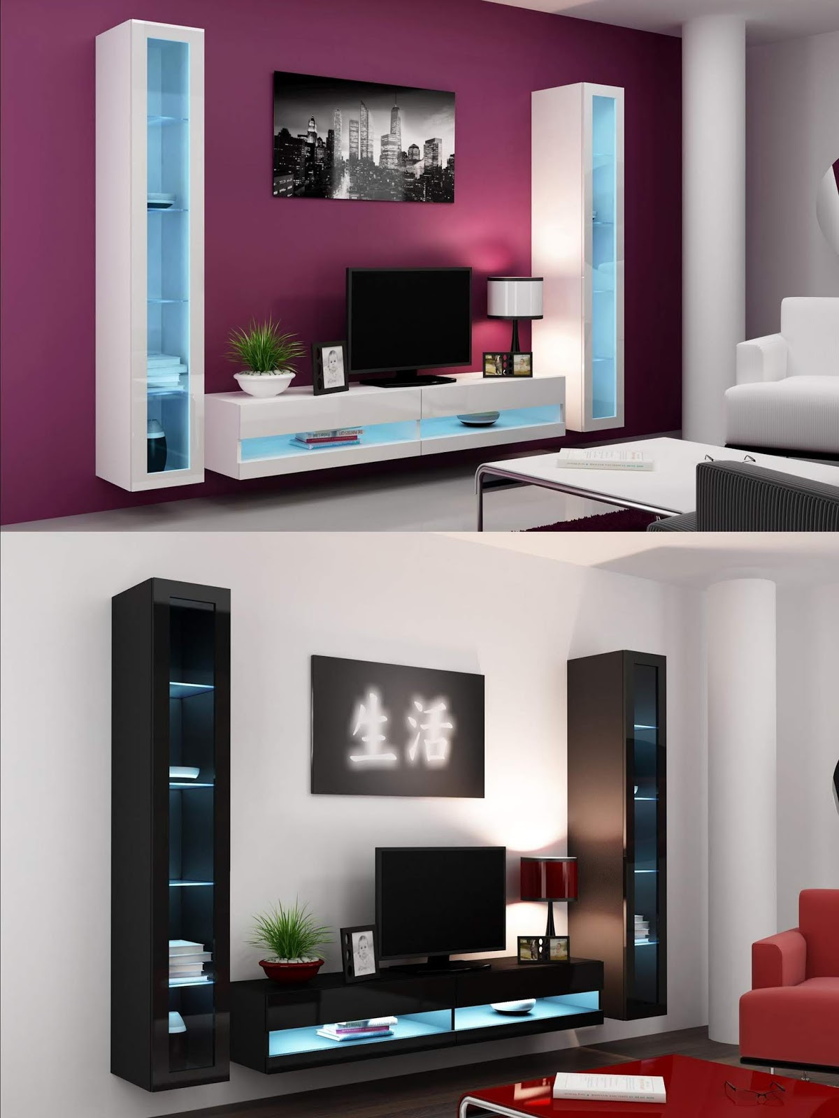 Surprising Inspiration of TV Room Ideas