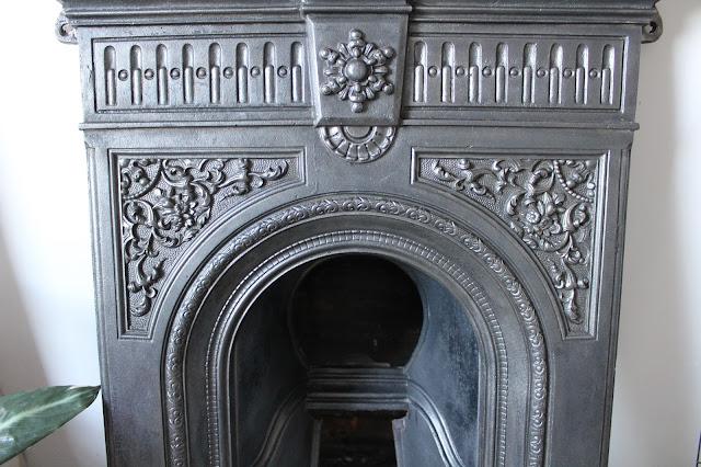 DIY Fireplace Restoration