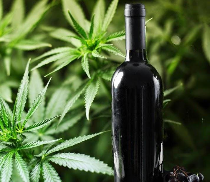 SVB on Wine: Wine Distributors: Legalized Pot vs Prohibition