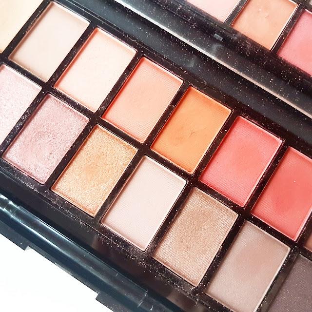 Makeup Revolution New-trals vs Neutrals Palette | An ABH Modern Renaissance Dupe?