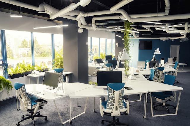 Tips Menata Ruang Kantor Yang Super Nyaman
