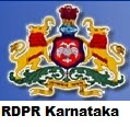 RDPR Karnataka Recruitment 2016