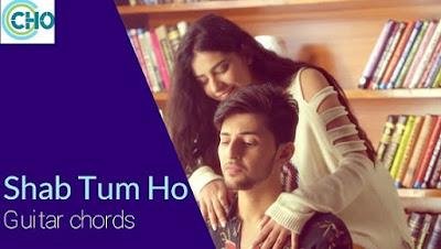 SHAB TUM HO easy guitar chords Accurate  | Darshan Raval