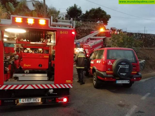Se incendia el sábado una vivienda en los Galguitos