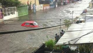 Banjir Besar, Walhi Nilai Ridwan Kamil Gagal Pimpin Kota Bandung