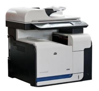 HP Color LaserJet Enterprise CM3530 MFP Télécharger Pilote