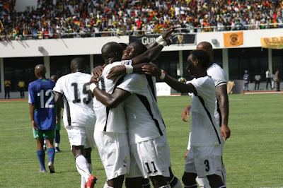 Ketagihan Seks Prestasi Timnas Ghana Merosot