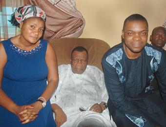 abiara wife dies singing hallelujah