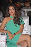 Actress Isha Koppikar Pos in Green Dress at Keshava Telugu Movie Audio Launch .COM 0030.jpg