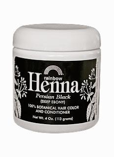 henna para cabelos