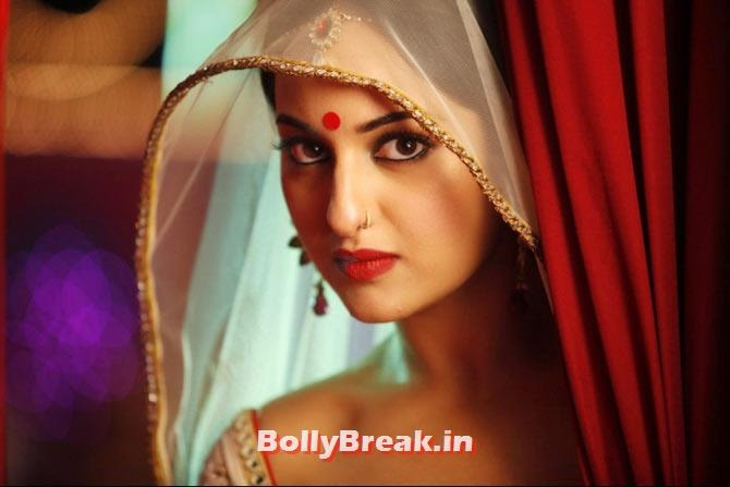 Sonakshi Sinha, Bollywood Eye makeup - Pictures of Actresses Eyes - Tips, Eye Color