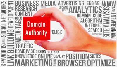 increase blog score domain authority