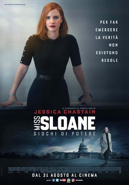 Miss Sloane Chastain