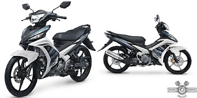 Yamaha Jupiter MX 2012