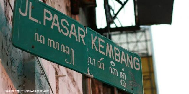 Mengulik Sejarah Pasar Kembang Jogja Malam Hari