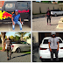 Siphiwe Tshabalala's Car Collection
