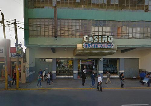 Casino PLAYTRONICS