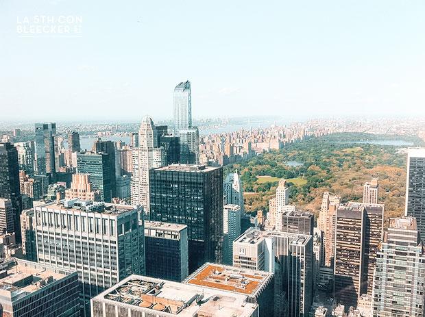 Guia de Central Park actividades