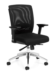 Offices To Go Mesh Back Task Chair