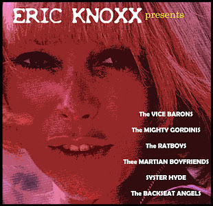 Eric Knoxx Presents